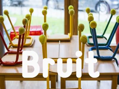 Mesurons, étudions et réduisons le bruit – Ecole maternelle Emile Bockstael