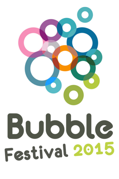Logo Bubble Festival 2015