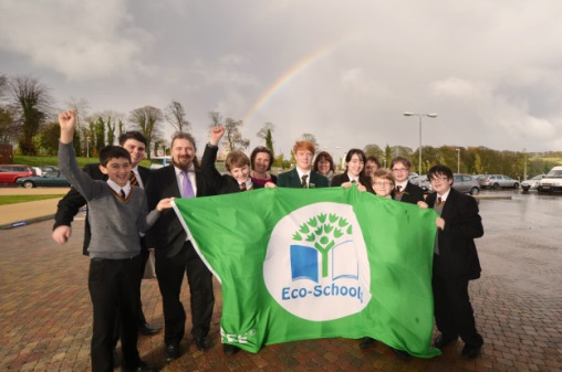 Lagan College Belfast : Un exemple international d'Eco-School