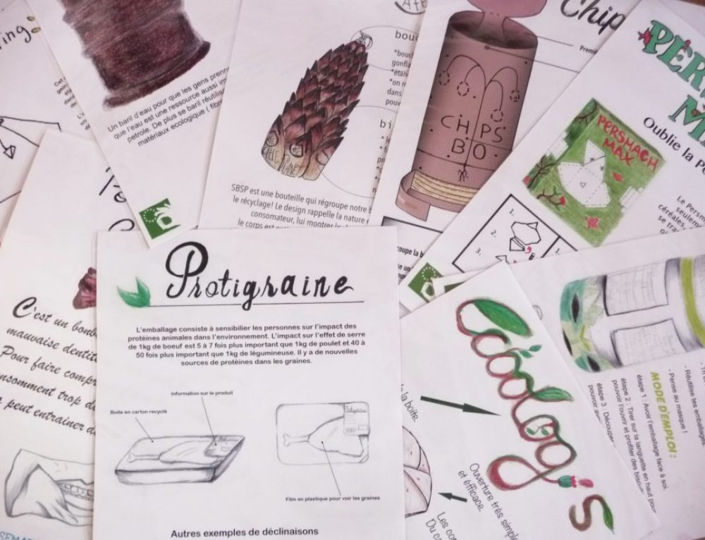 Recycl-Art-G ! – Athénée Royal de Ganshoren