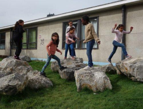 Un village dans la ville – Basisschool De Goudenregen