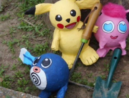 Pokémons et Nature balls ! – Collège Roi Baudouin