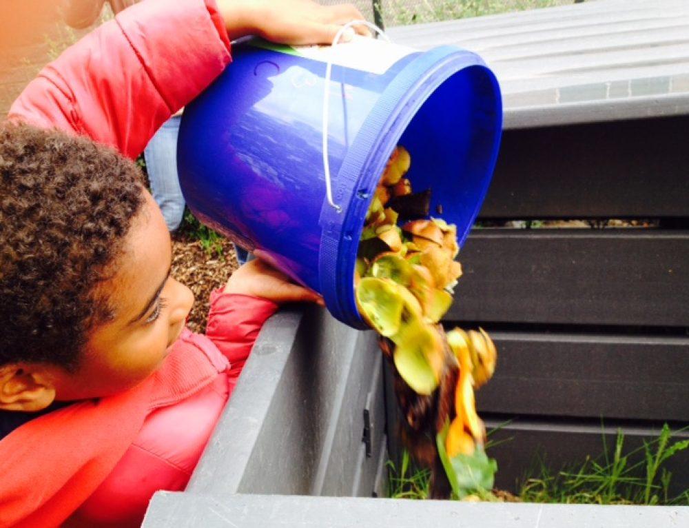 En route vers le compostage dans notre école ! – Ecole Ulenspiegel