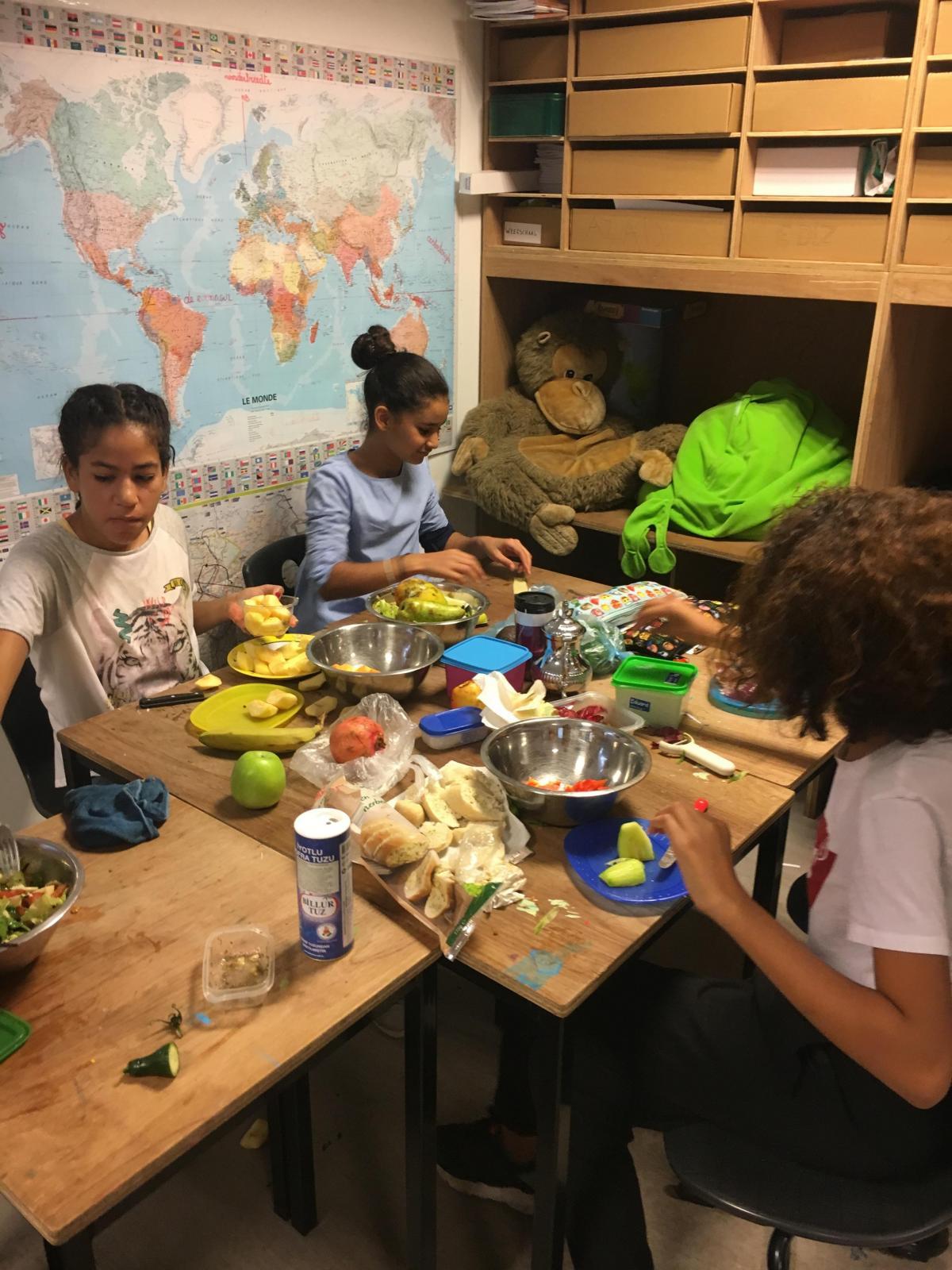 La Klimaatfabriek – Gemeenteschool De Kriek