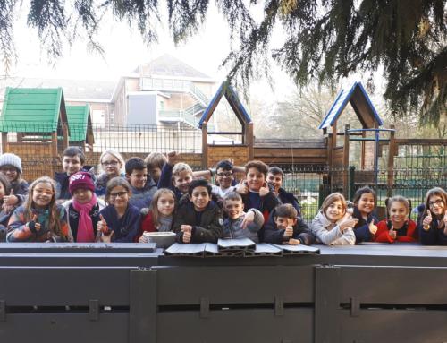 Compost en Zero Waste – Centre scolaire du Sacré-Coeur de Jette